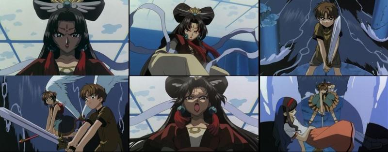 Sakura, chasseuse de cartes [1999 et 2000] [F. Anim] 1613