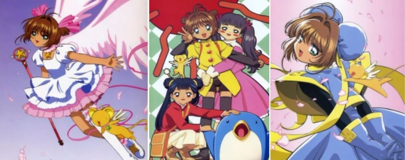 Sakura, chasseuse de cartes [1999 et 2000] [F. Anim] 1912