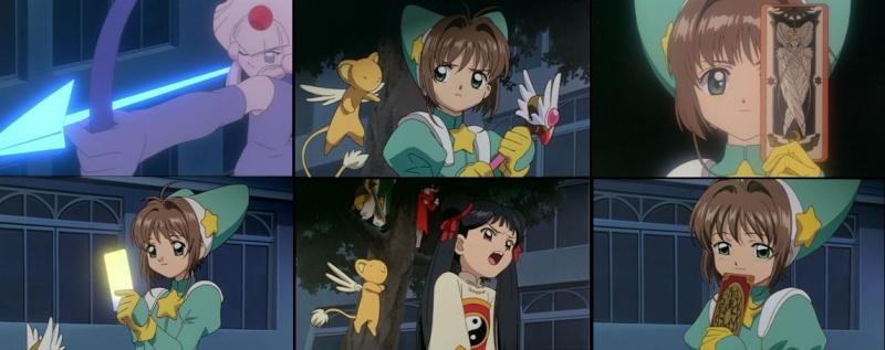 Sakura, chasseuse de cartes [1999 et 2000] [F. Anim] 218