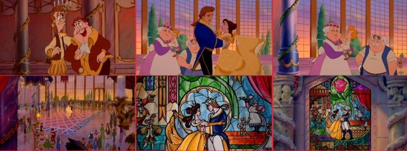 La Belle et la Bête [1991] [F. Anim] 2511