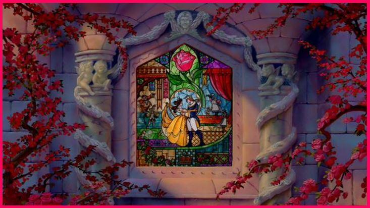La Belle et la Bête [1991] [F. Anim] 2611