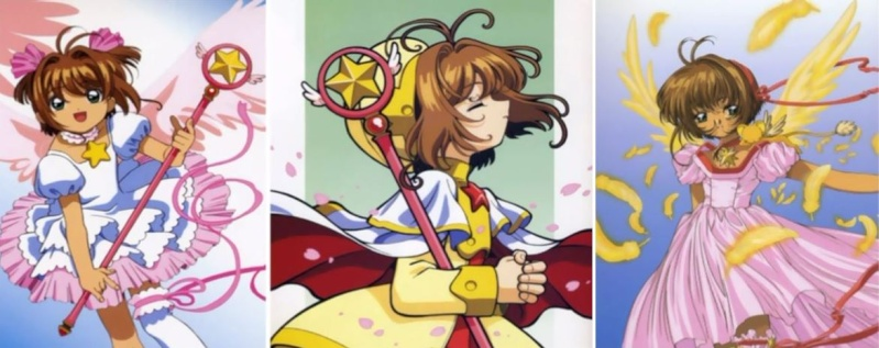 Sakura, chasseuse de cartes [1999 et 2000] [F. Anim] 3010