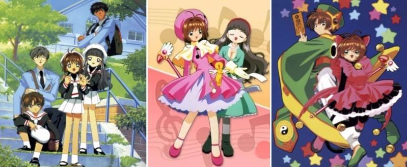 Sakura, chasseuse de cartes [1999 et 2000] [F. Anim] 318