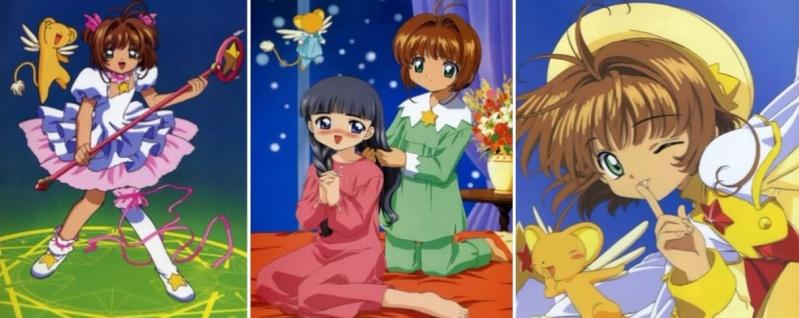 Sakura, chasseuse de cartes [1999 et 2000] [F. Anim] 3210