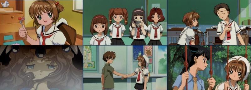 Sakura, chasseuse de cartes [1999 et 2000] [F. Anim] 3310