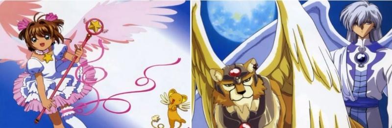 Sakura, chasseuse de cartes [1999 et 2000] [F. Anim] 3410
