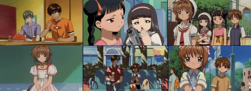 Sakura, chasseuse de cartes [1999 et 2000] [F. Anim] 3710