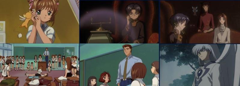Sakura, chasseuse de cartes [1999 et 2000] [F. Anim] 4110