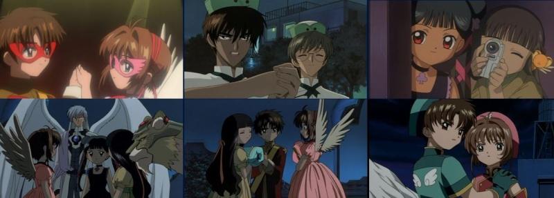 Sakura, chasseuse de cartes [1999 et 2000] [F. Anim] 4510