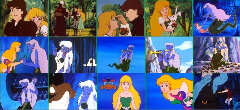 Le Prince et la Sirène [1991] [S.Anim] 511