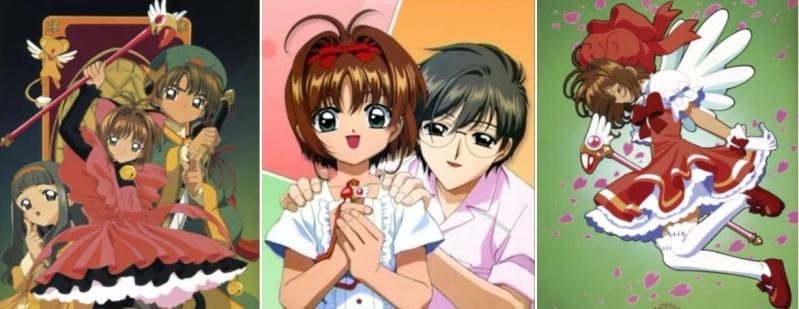 Sakura, chasseuse de cartes [1999 et 2000] [F. Anim] 618