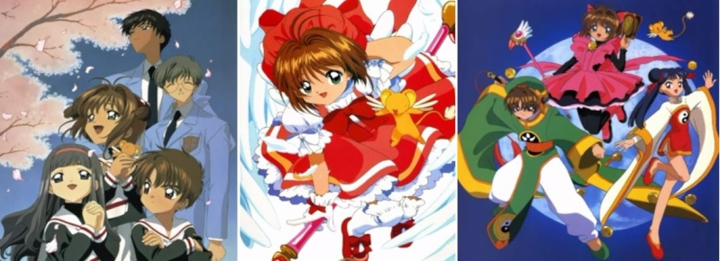Sakura, chasseuse de cartes [1999 et 2000] [F. Anim] 917