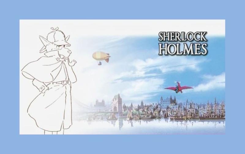 Sherlock Holmes [1984] [S.Anim] Logo11