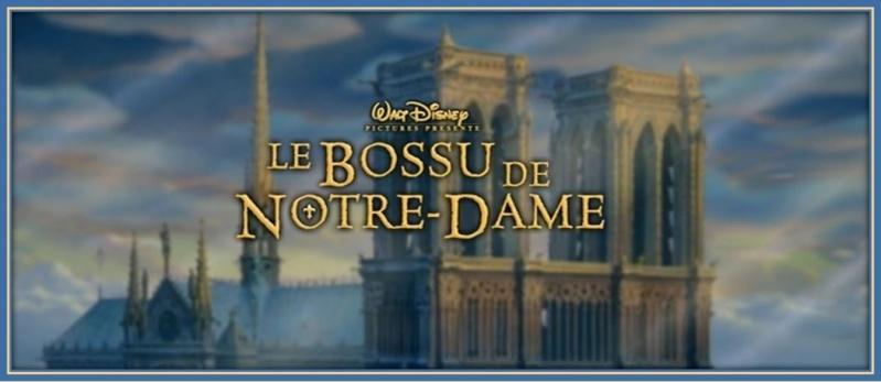 Le Bossu de Notre-Dame [1996] [F. Anim] Logo_111