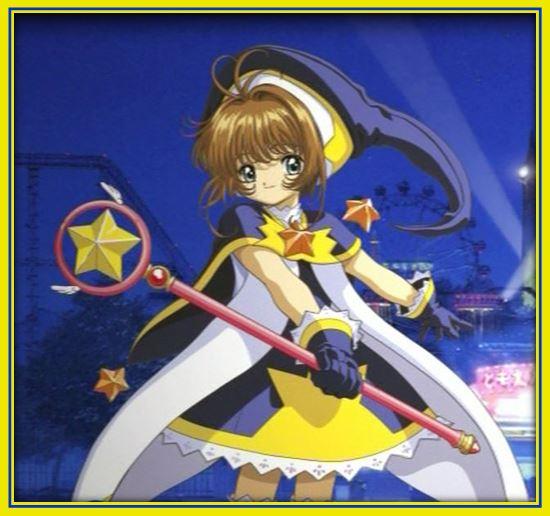 Sakura, chasseuse de cartes [1999 et 2000] [F. Anim] Logo_214