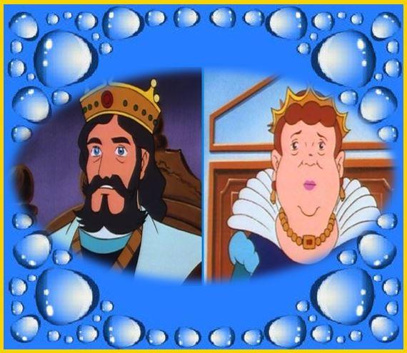 Le Prince et la Sirène [1991] [S.Anim] Roi_et10
