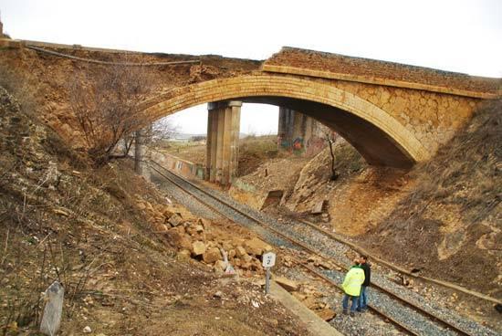 El Puente Mamedra, cinco años de su derribo 2puent10