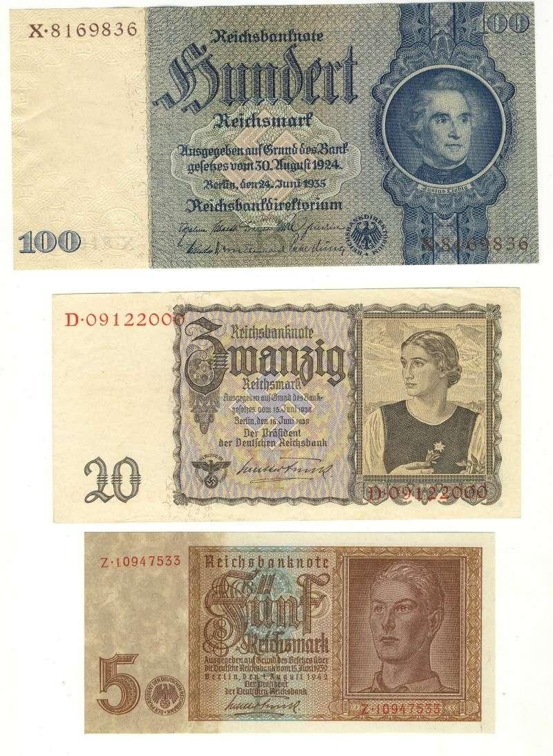 billets de 3ème Reich Billet10