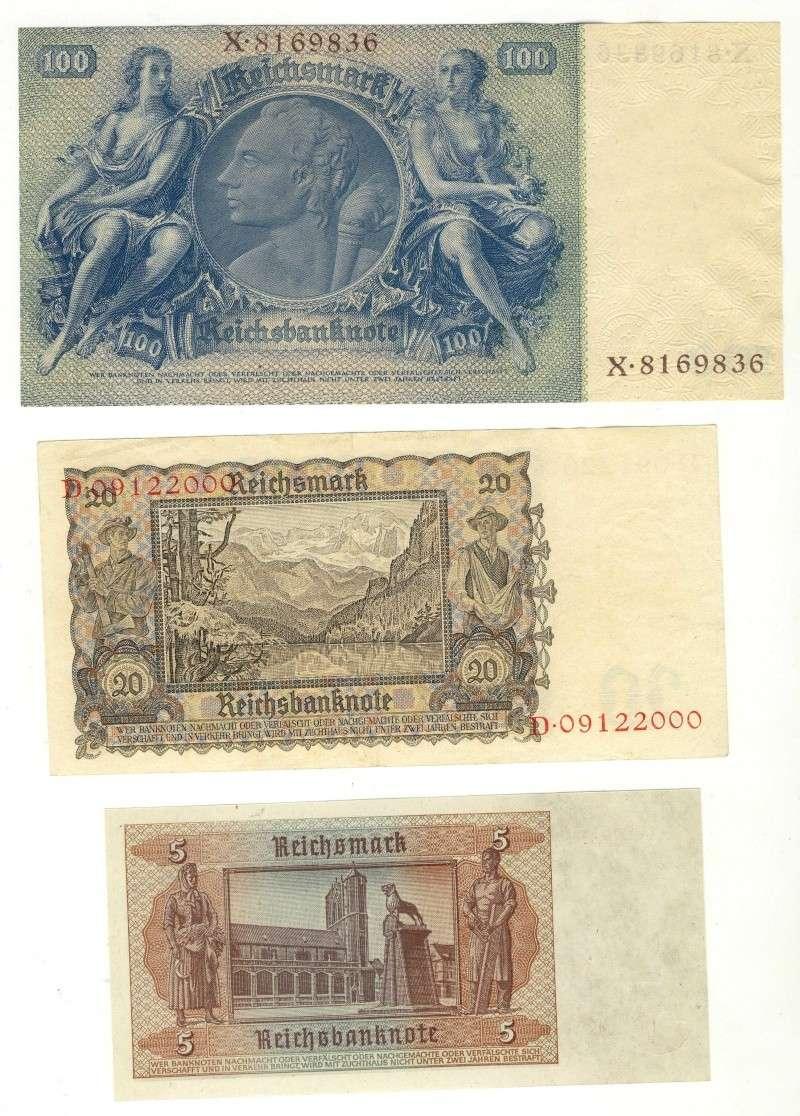 billets de 3ème Reich Billet11