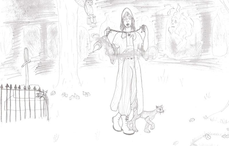 Ruddy draw Ankh0010