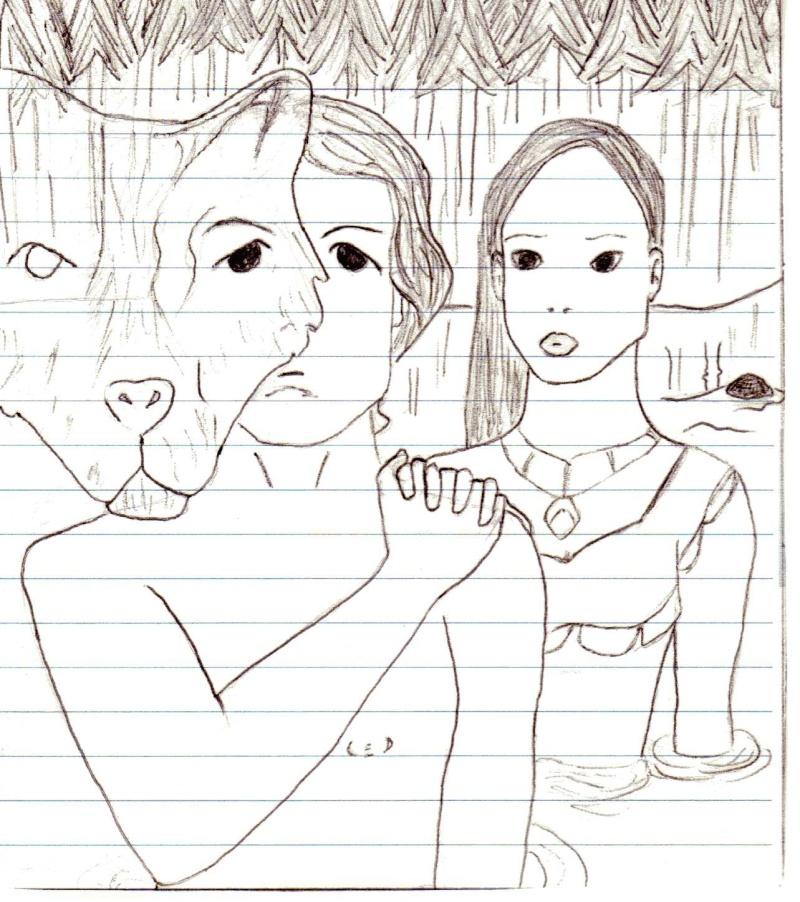 Ruddy draw Pocaho11