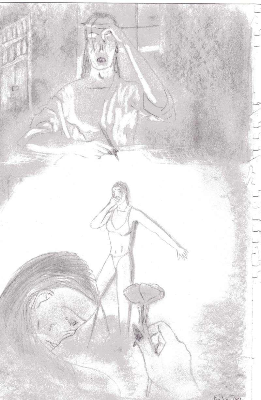 Ruddy draw Sadmon10