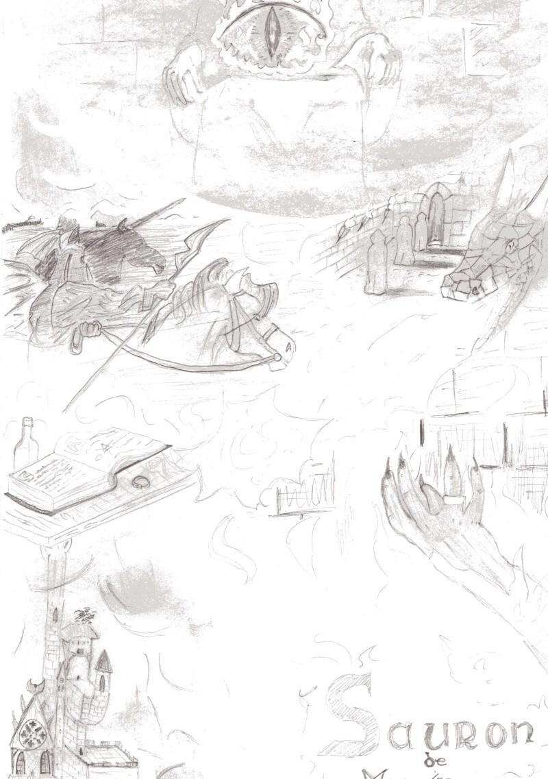 Ruddy draw Sauron11