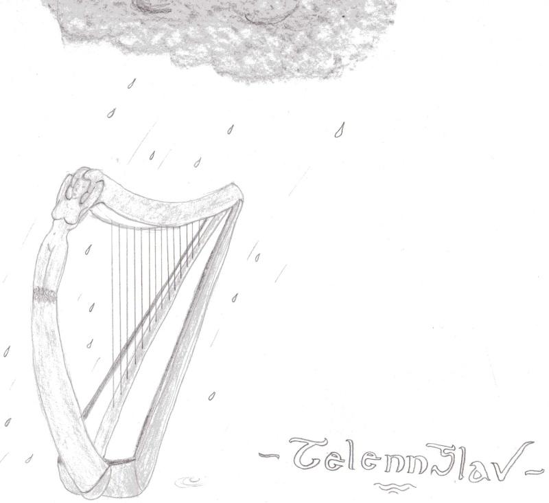 Ruddy draw Telenn10