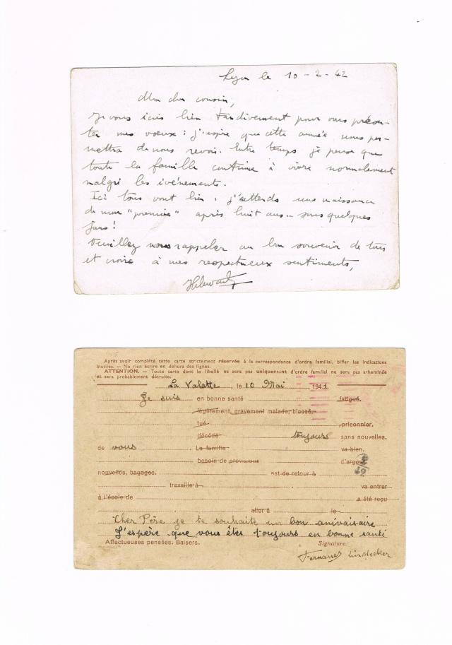 Lettre pour  l'Allemagne avec la  griffe « LYON-GARE » Ccf10018
