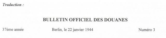 Lettres recommandées des STO ne sont plus admises par la censure de Francfort/M (e) (suite) Ccf22112