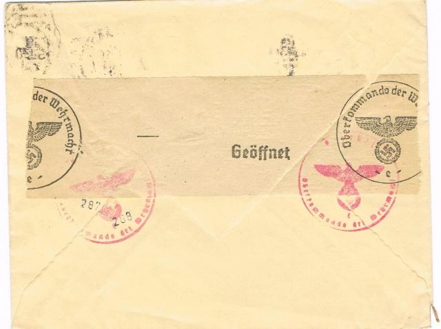 Lettre pour  l'Allemagne avec la  griffe « LYON-GARE » Ccf28010