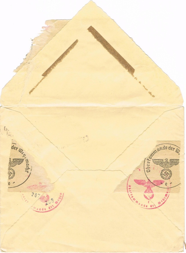 Lettre pour  l'Allemagne avec la  griffe « LYON-GARE » Ccf28011
