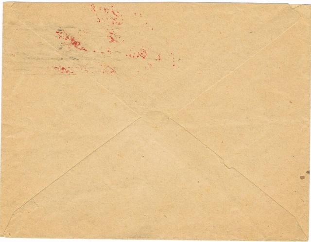 1944 une lettre contrôlée par la censure Ccf30011