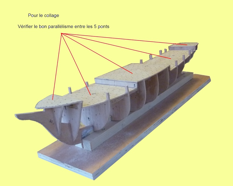 Le Pourquoi-Pas 1908 - Billing Boats - 1/75éme P1070513