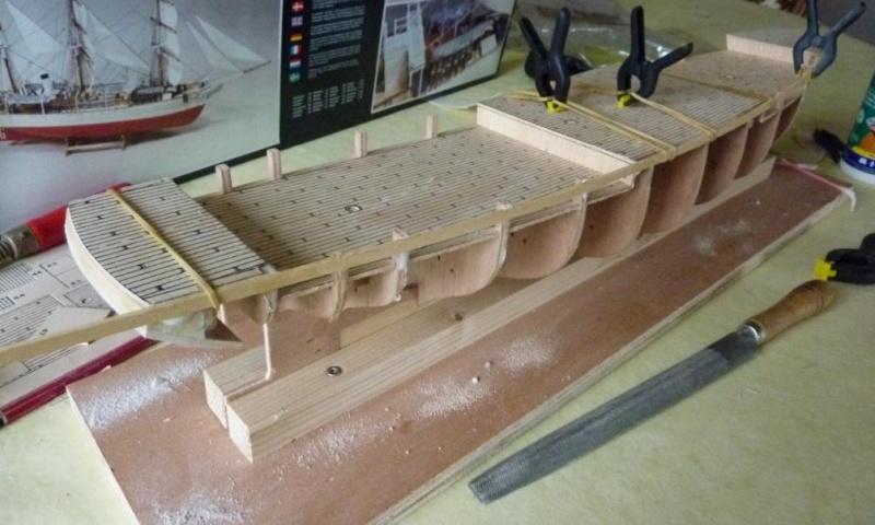 3-mâts barque Pourquoi-Pas? (Billing Boats 1/75°) de Daniel35 P52310