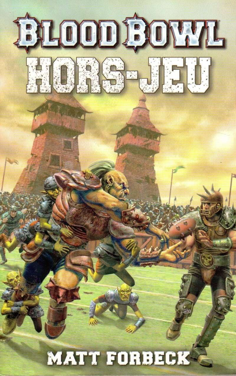 Blood bowl, le roman Horsje10