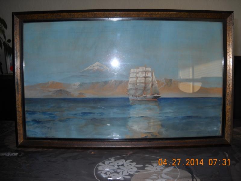 expo peinture de marine à Ham sur Heure 22-26 août 2014 - Page 6 Royon_12