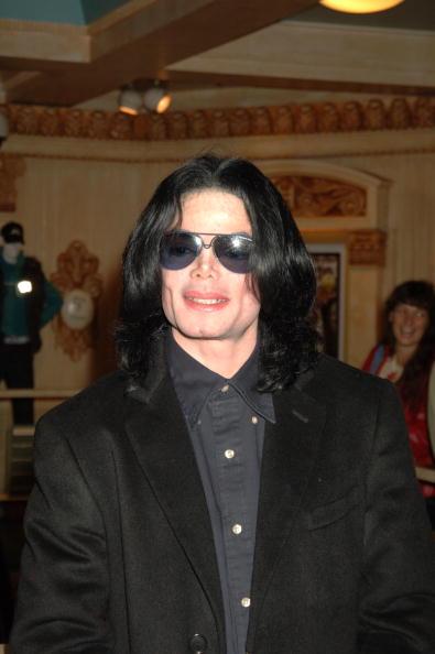 Montage mon fils et moi avec Michael Jackson  55910010