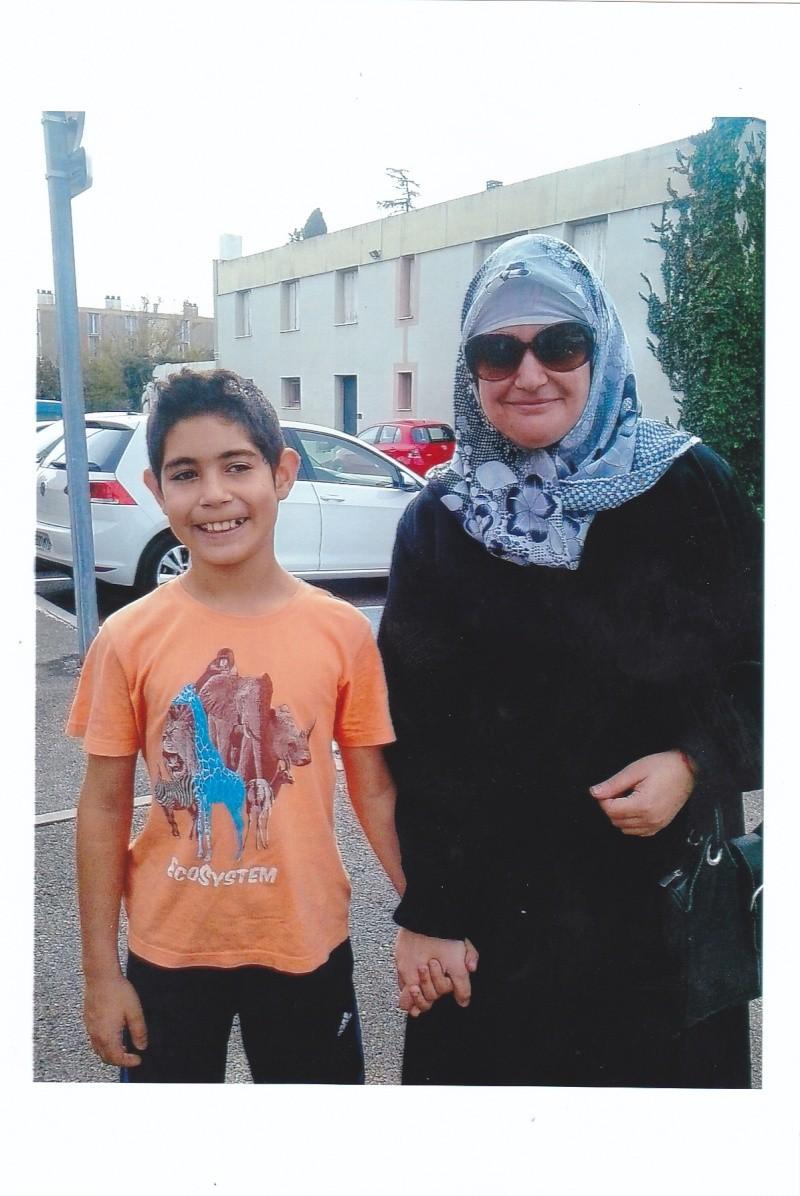 Montage mon fils et moi avec Michael Jackson  Img11