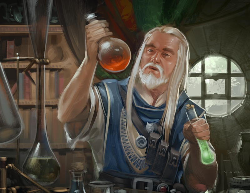 Grand Livre de la magie Alchim10
