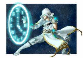 Grand Livre de la magie Chrono10