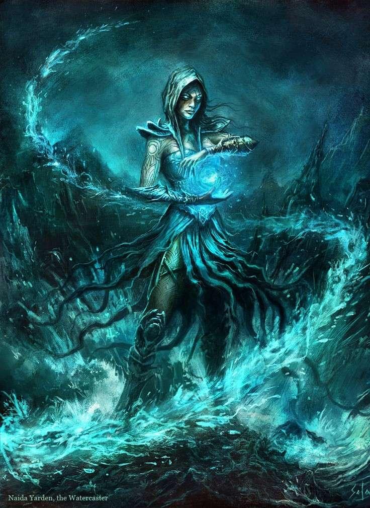 Grand Livre de la magie Hydrok10
