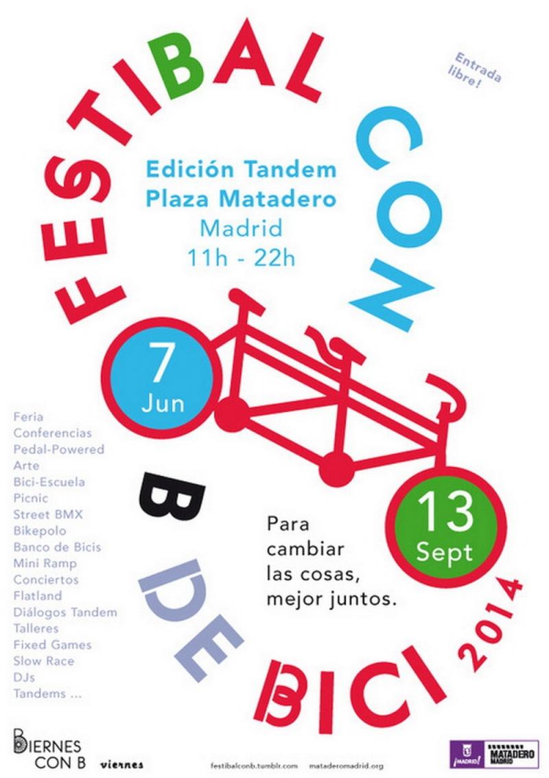 FestiBal con B de bici 2014 (07 de Junio 2014) Festib10