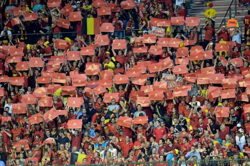 Belgian Red Devils 10298310