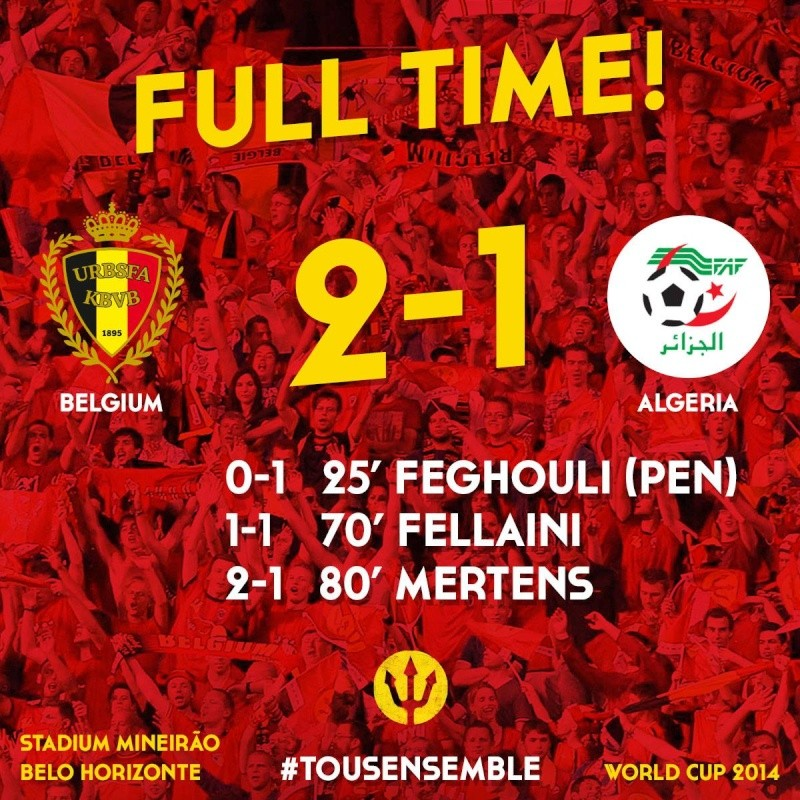 Belgian Red Devils 10380010