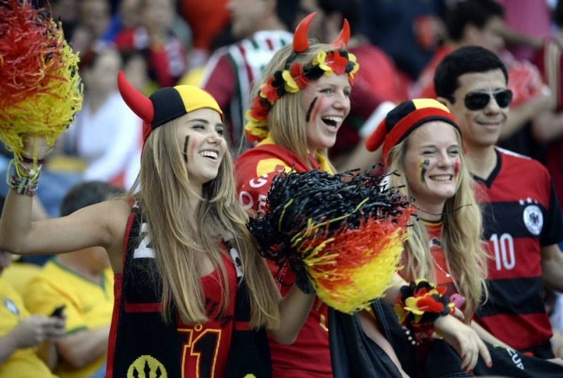 Belgian Red Devils 10403010