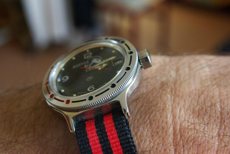 Vostok Amphibian - ma 1ère russe Imgp9710
