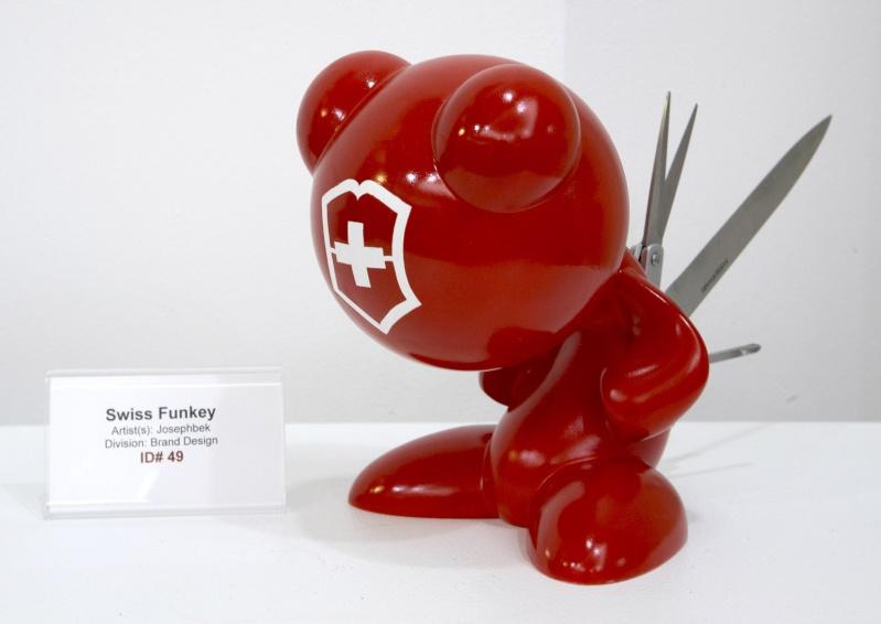 Quelques modèles atypiques Funkey10