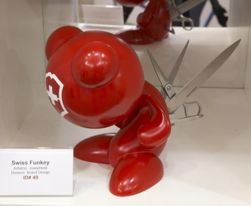 Quelques modèles atypiques Funkey12