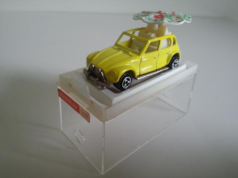 N°237 Citroën Dyane Maharadjah 20140950